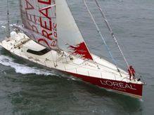 2001 26 M Aluminum Circumnavigator Record Breaker