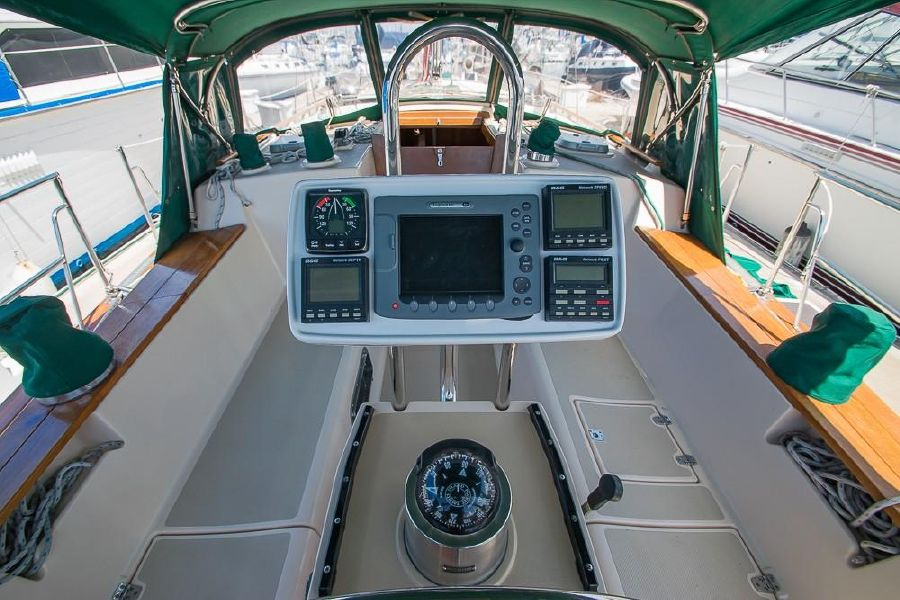 Island Packet 40 Sailboat for sale