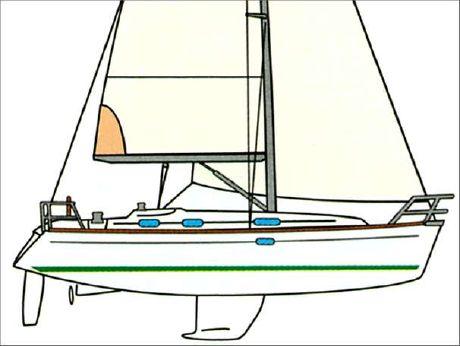 2000 Beneteau 361-TRI CABIN