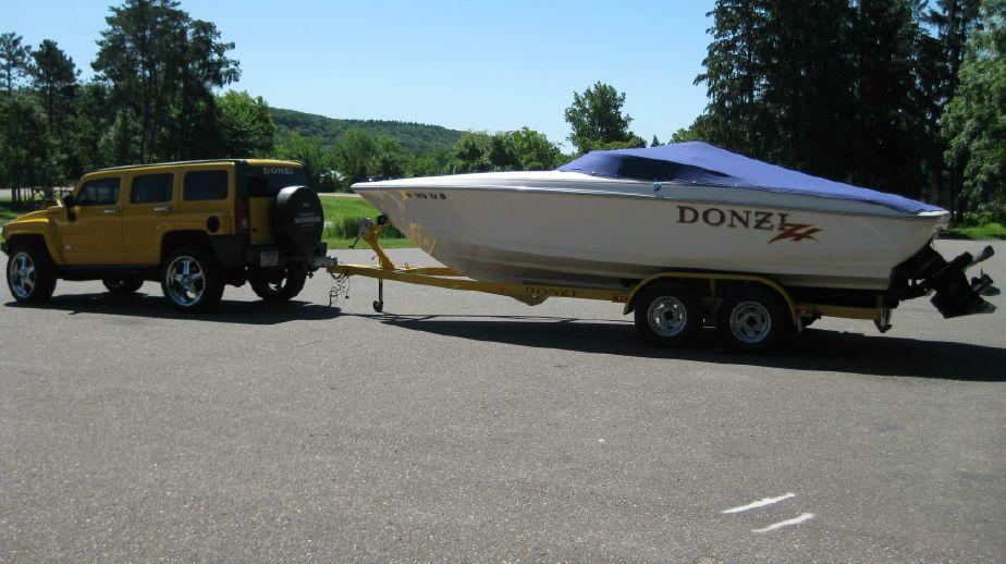1997 Donzi 22ZX Power Boat For Sale - www yachtworld com