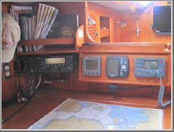 photo of  Hallberg-Rassy Mk II Center Cockpit 39
