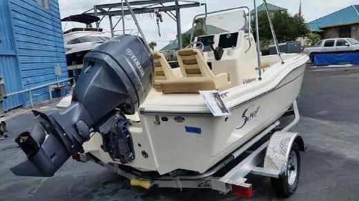 2016 Scout Boats 175 Sportfish
