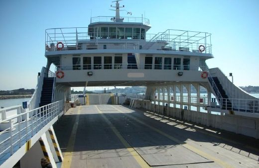 2009 Passenger Open Coastal Ferry