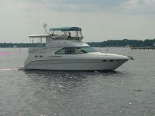 1998 Sea Ray 370 Aft Cabin motoryacht
