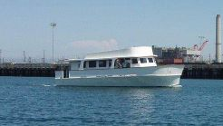 1966 Mccauley Wide Body Trawler