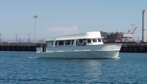1966 Mccauley Wide Body Trawler