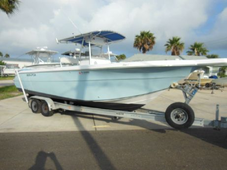 2005 Sea Fox 287CC Pro Series