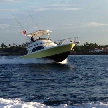 1992 Blackfin 33 Flybridge