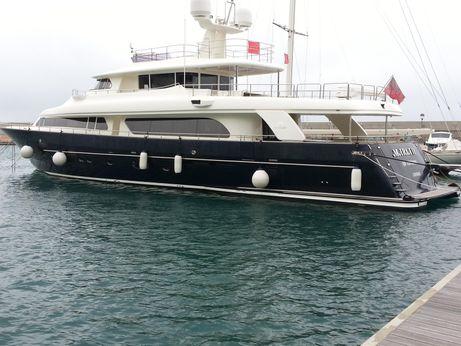 2007 Ferretti Yachts Custom Line