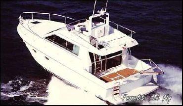 1988 Ferretti Yachts 36 Fly