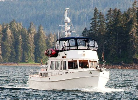 1997 Grand Banks 49 Classic