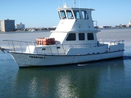 1997 Commercial Marine Sea Harvester / Charter