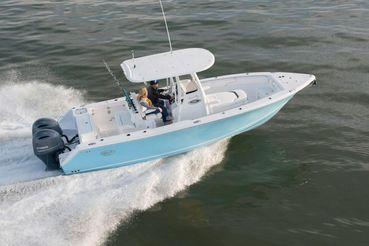 2015 Sea Hunt 27 Gamefish w/Twin Yamaha F200
