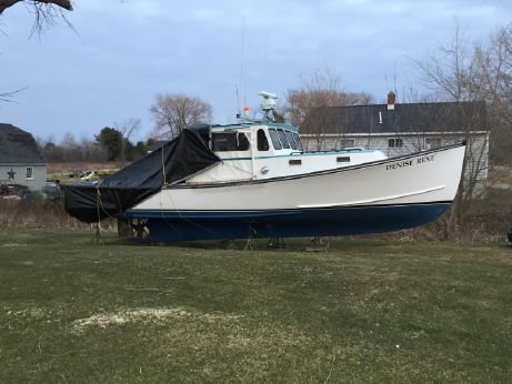 1985 Duffy Lobster Boat