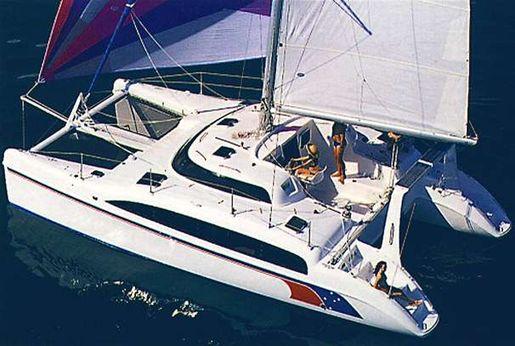 1996 Corsair 3600