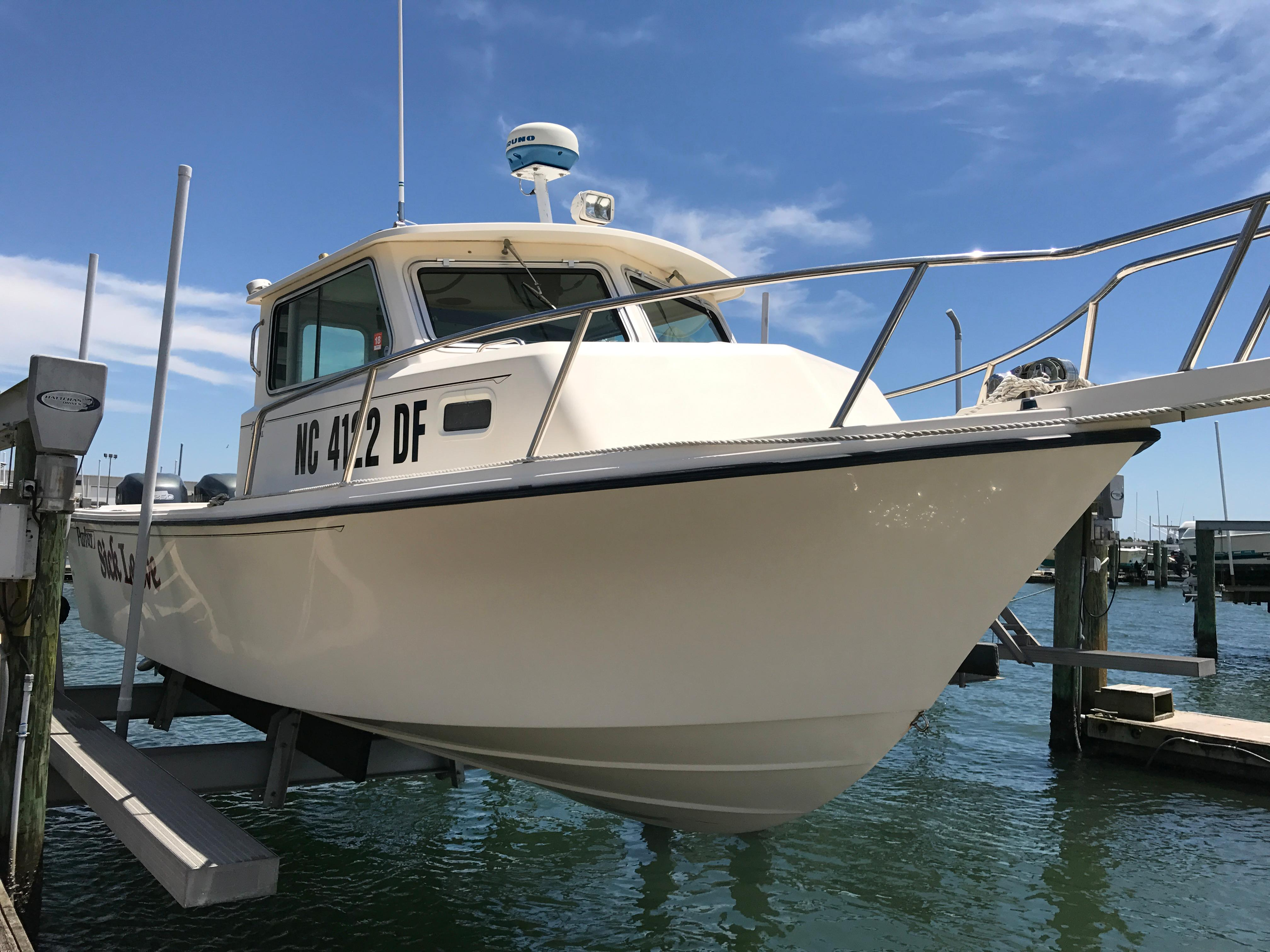 Parker | New and Used Boats for Sale in North Carolina