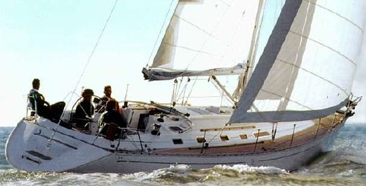1997 Dufour 45 Classic