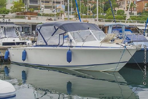 1980 Bertram Yacht Usa 28 Moppie