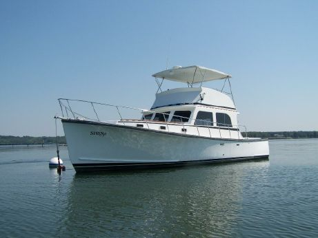 1986 Duffy & Duffy 42' Flybridge Cruiser