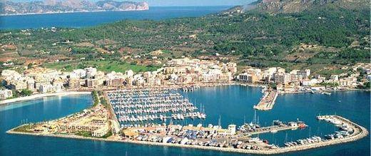 2015 30m Mooring Mallorca