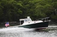 2000 Rod Johnstone 30' Custom Jetboat