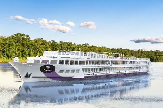 1983 Hotel River Cruise Ship 113m