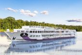 photo of 372' Hotel River Cruise Ship 113m