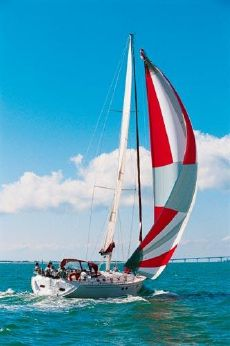 2003 Sunsail Gib'Sea 51