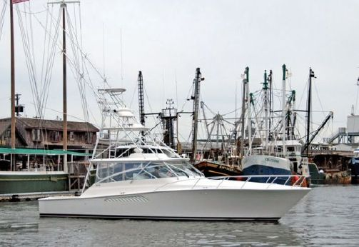2007 Viking Yachts 45 Open Express