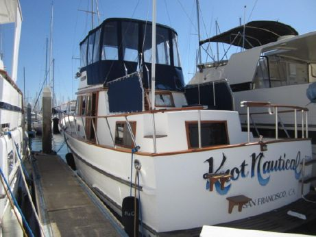 1983 Monk Sea Horse Trawler