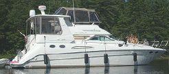 2000 Sea Ray 420 Aft Cabin