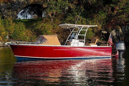 2017 Vanquish Boats 26CC
