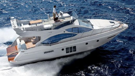 2013 Azimut 45 Flybridge / 3 cabins