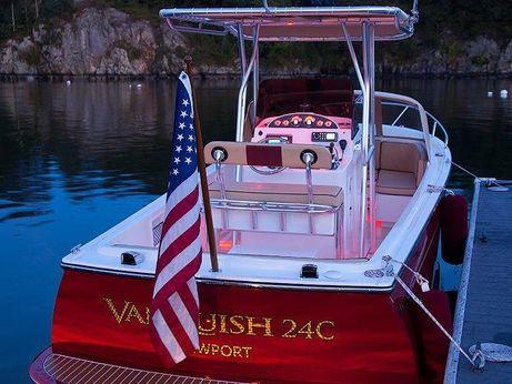 2017 Vanquish Boats 24CC
