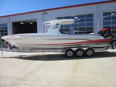 2016 Sunsation Powerboats 32 CCX