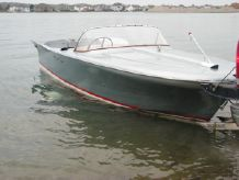 1958 Chris-Craft Silver Arrow