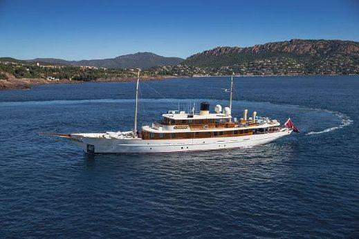 2001 Turquoise Yacht Construction Motoryacht
