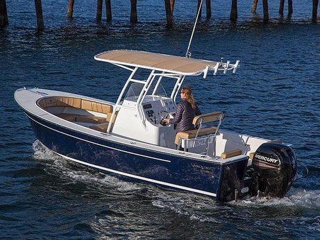 2017 Vanquish Boats 21CC Bristol Harbour