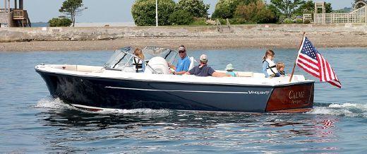 2017 Vanquish Boats 26DCE