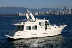 2014 Explorer Motoryachts 37 Pilothouse
