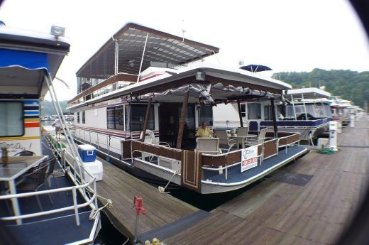 1992 16x62 Jamestowner Houseboat