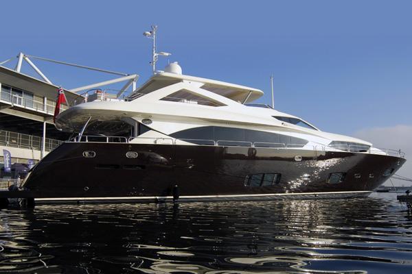 98 Sunseeker Yacht