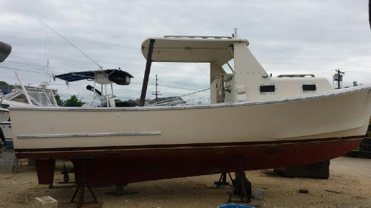 1983 Sisu 26 Downeast