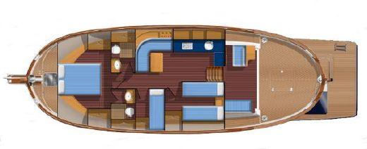 2006 Menorquin Yacht 160