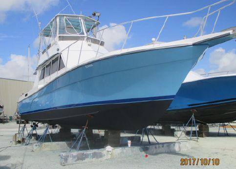 1994 Custom Flybridge Sportfish