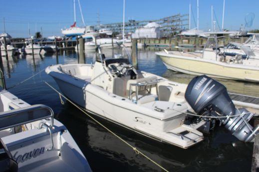 2005 Scout Boats 210 Sportfish