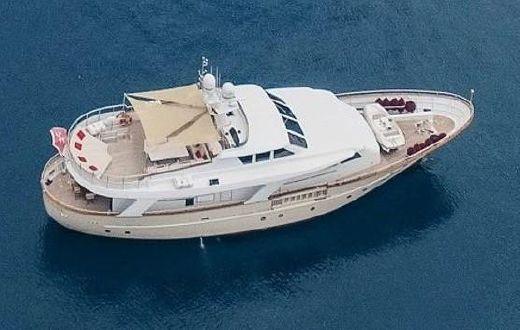 2004 Benetti Sail Division 82 RPH