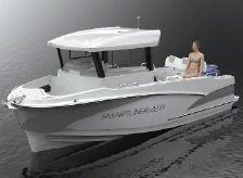 2020 Smartliner Fisher 22