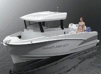 2020 Smartliner Fisher 22 FI