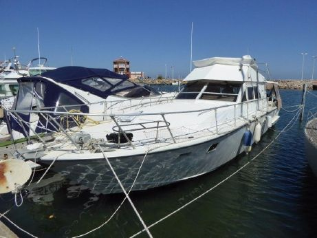 1976 Guy Couach 1400 Flybridge